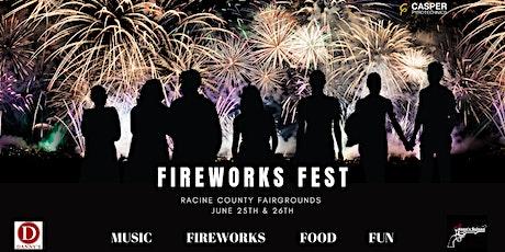 Fireworks Fest tickets