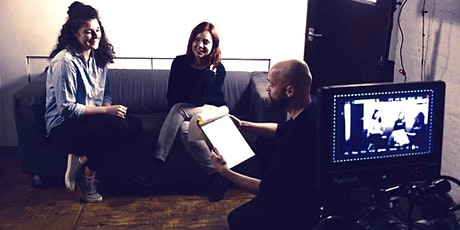 Drop in Screen Acting Classes London - IN PERSON tickets