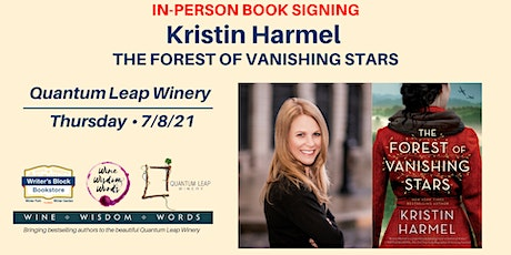 In-Person Book Signing with Kristin Harmel, THE FOREST OF VANISHING STARS tickets