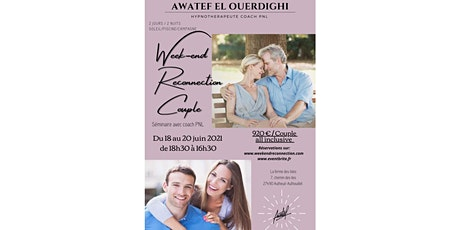 Week-end reconnection couple billets