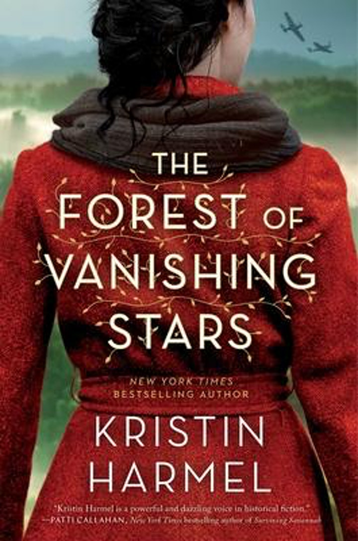 In-Person Book Signing with Kristin Harmel, THE FOREST OF VANISHING STARS image