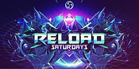 Reload Saturdays at Trinity tickets