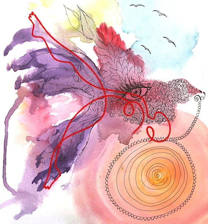 Disegnare con il corpo e con le emozioni image