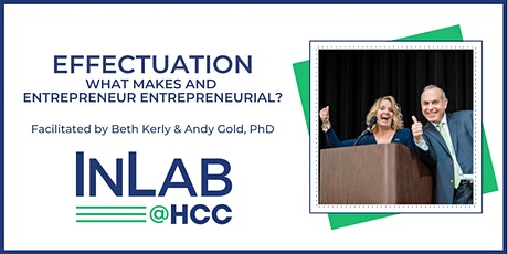 What Makes an Entrepreneur Entrepreneurial? – Learn about Effectuation tickets