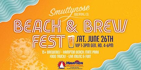 Beach & Brew Fest tickets