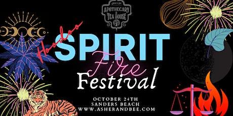 SPIRIT FIRE FESTIVAL tickets