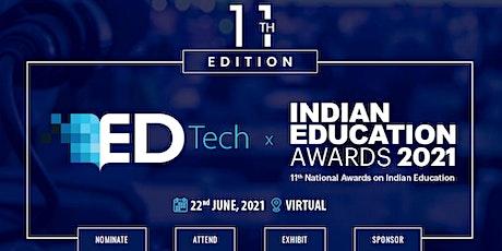 EDTech x Indian Education Awards tickets