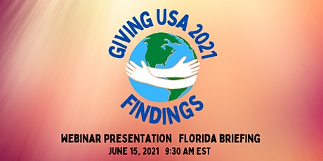 Findings from the Giving USA 2021 Report & Impact on Florida Fundraising tickets