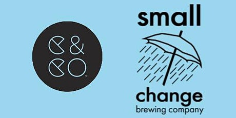 beer and cheese with small change brewing tickets