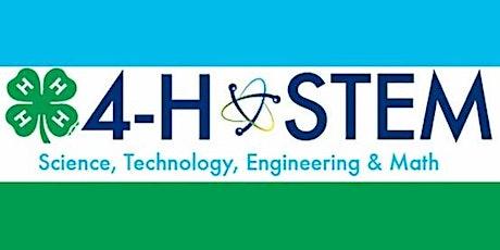 4-H Summer Fun-Biotech Day Camp tickets