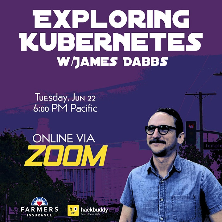 Exploring Kubernetes w/James Dabbs image
