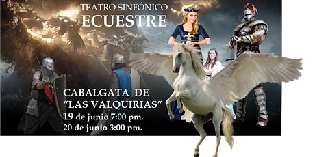 """TEATRO SINFÓNICO ECUESTRE """"Cabalgata de las Valquirias"""" entradas"""