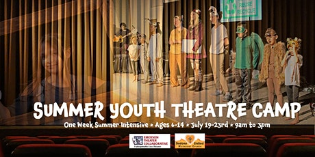 Summer Youth Theatre Camp tickets