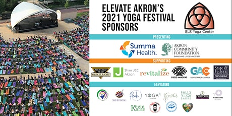 Elevate Akron Yoga Festival 2021 tickets