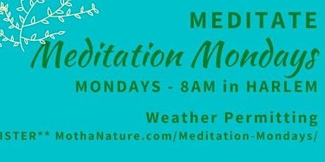 8AM Meditation Mondays tickets