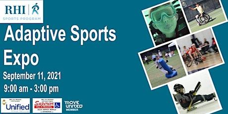 2021 Adaptive Sports Expo tickets