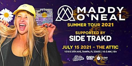 Disco Lemonade Presents: Maddy O'Neal at The Attic tickets