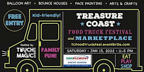 Treasure Coast Food Truck Fest tickets