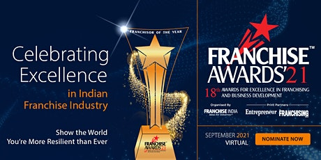 Franchise Awards 2021 tickets