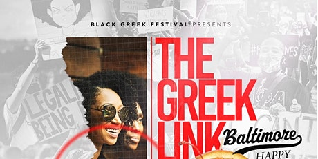 Copy of The Greek Link: Baltimore Happy Hour tickets
