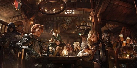 Dungeons & Dragons for Adults - Thursday Sessions tickets