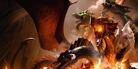 Dungeons & Dragons for Adults - Friday Sessions tickets