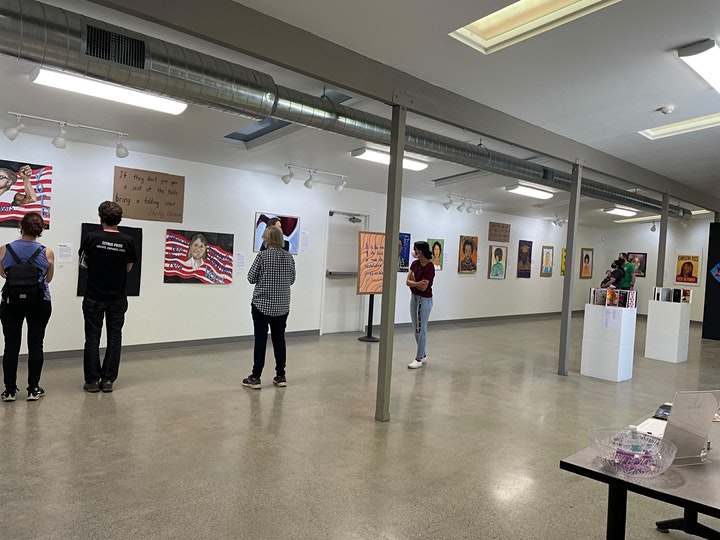 Art Exhibit and Juneteenth Celebration image