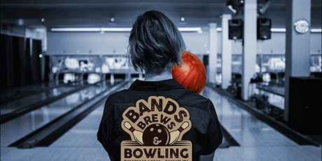 Bands, Brews, and Bowling tickets