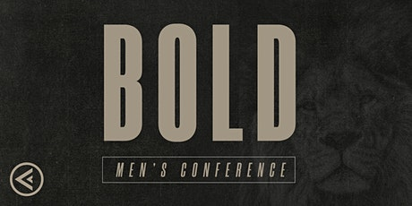 Bold Men's Conference tickets
