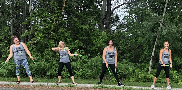 Outdoor Pound Fitness image