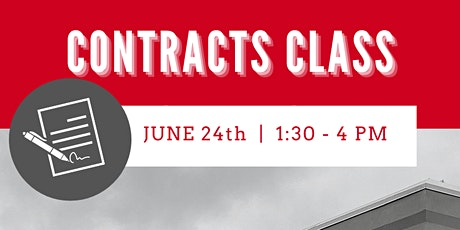 Contracts Class with OP, Phil Landers tickets