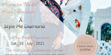Hostensia Bridal Showcase X Style me diamond tickets
