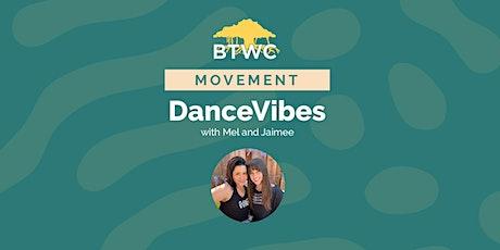 DanceVibes tickets
