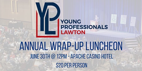 YPL Annual Wrap-Up Luncheon tickets
