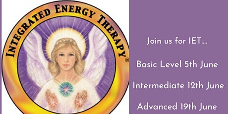 Integrated Energy Therapy Advanced Level tickets
