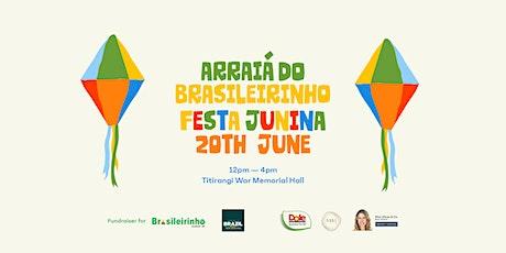 VII Arraiá do Brasileirinho | A Festa Junina da Família Brasileira tickets