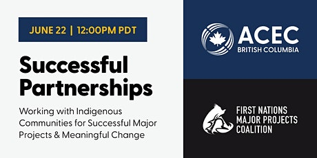 Successful Partnerships with Indigenous Communities tickets