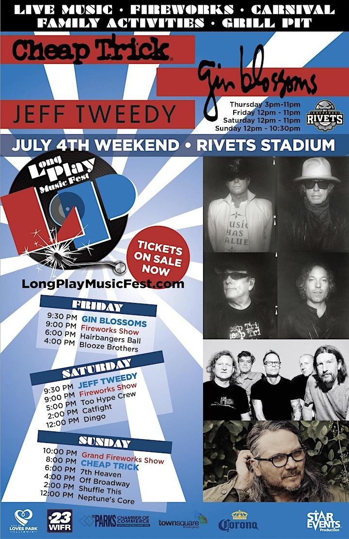 Long Play Music Fest image