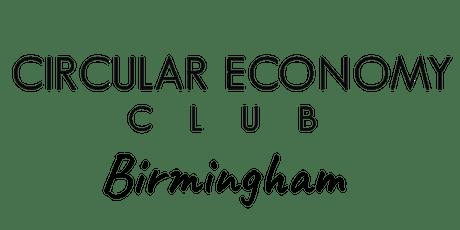 Circular Economy Club Birmingham & The West Midlands - June Meet Up tickets