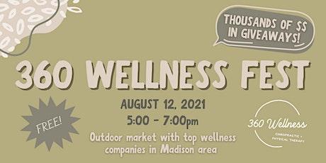 360 Wellness Fest tickets