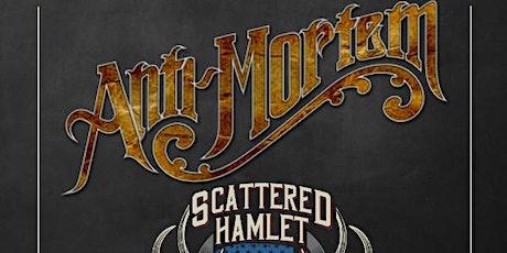 Anti-Mortem/Scattered Hamlet @ The Shrine 7/16/21 tickets