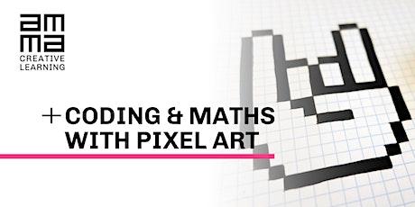 Coding & Maths with Pixel Art (KS1) tickets