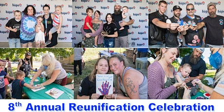 8th Annual Reunification Celebration tickets