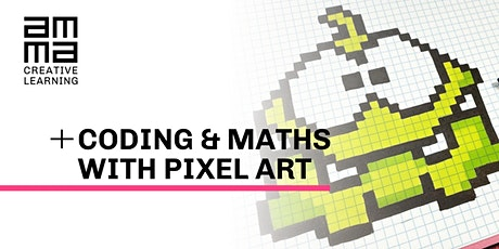 Coding & Maths with Pixel Art (KS2) tickets