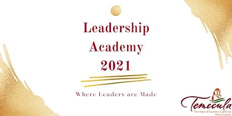 Leadership Academy 2021 biglietti