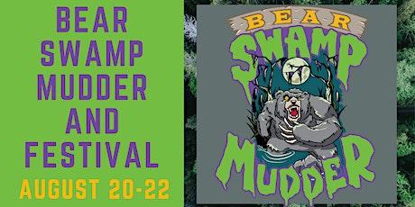Bear Swamp Mudder & Festival tickets