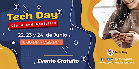 Tech Day: Cloud and Analytics entradas