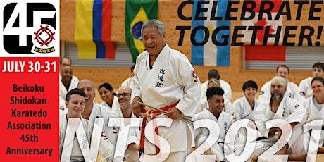 Beikoku Shidokan Karatedo Virtual National Training Seminar (NTS 2021) tickets