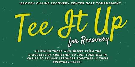 Tee It Up for Recovery tickets
