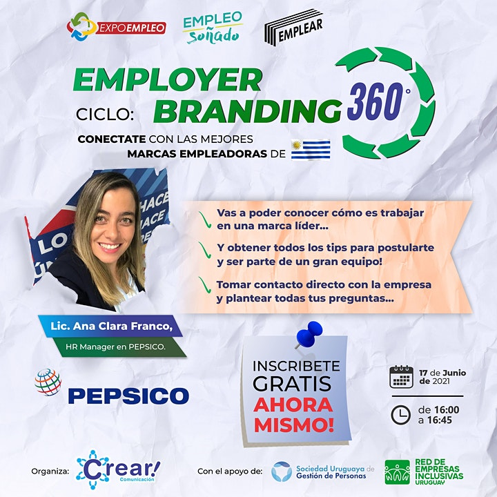 Imagen de Ciclo: Employer Branding 360 - PEPSICO
